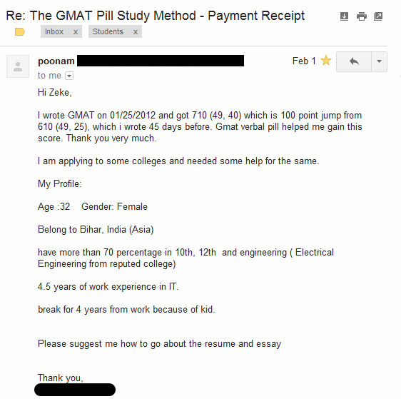 email 043 Best GMAT Prep Course (Reviews of GMAT Pill)