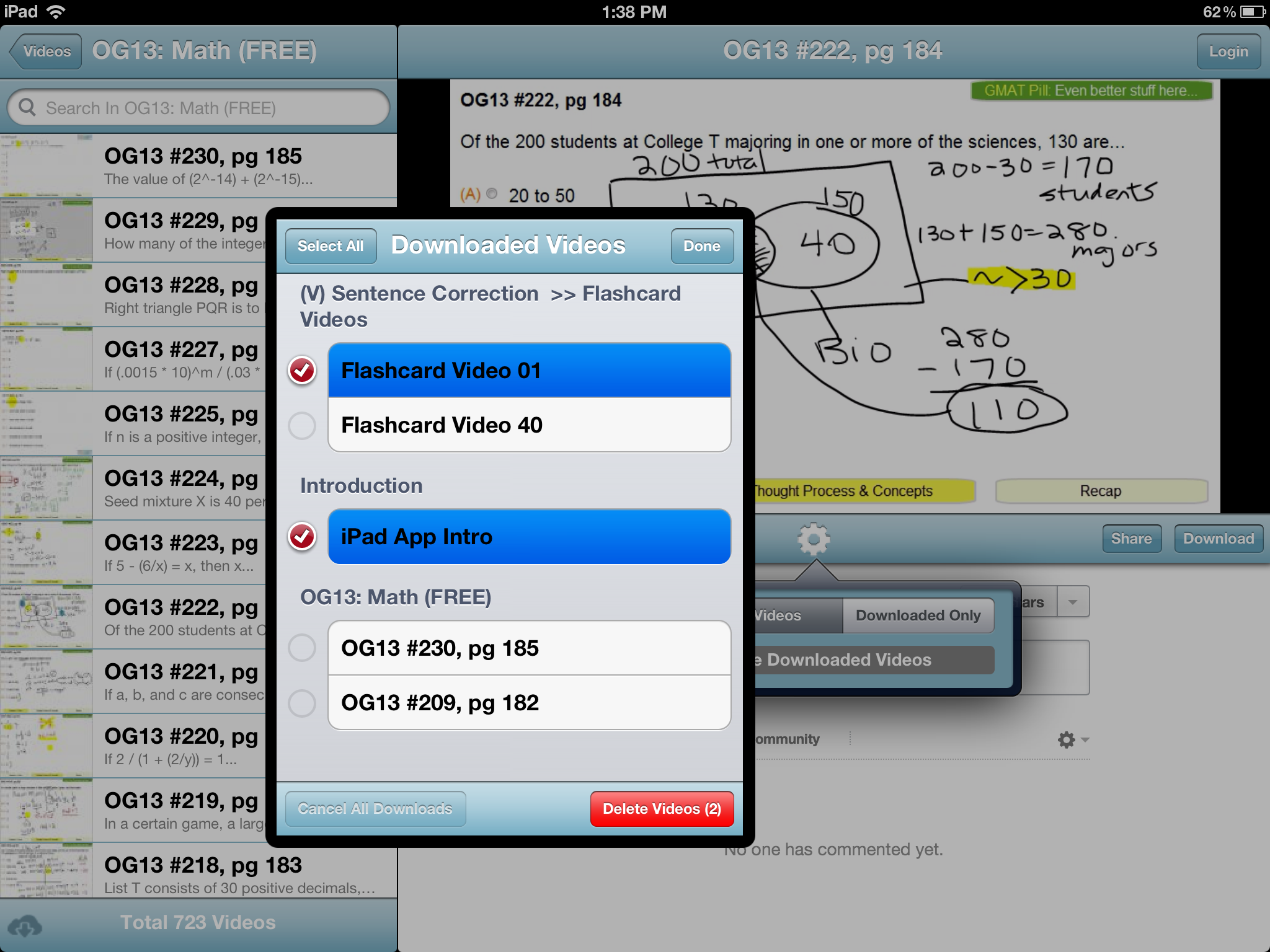 ipad8 How To Download GMAT Pill iPad App (Approved by Apple)